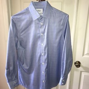 Charles Tyrwhitt No iron slim fit shirt